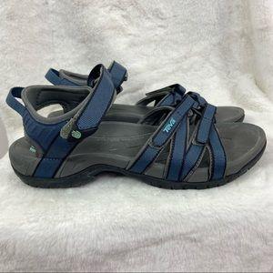 Teva Tirra Water Sport blue Sandals Teva Tirra 8